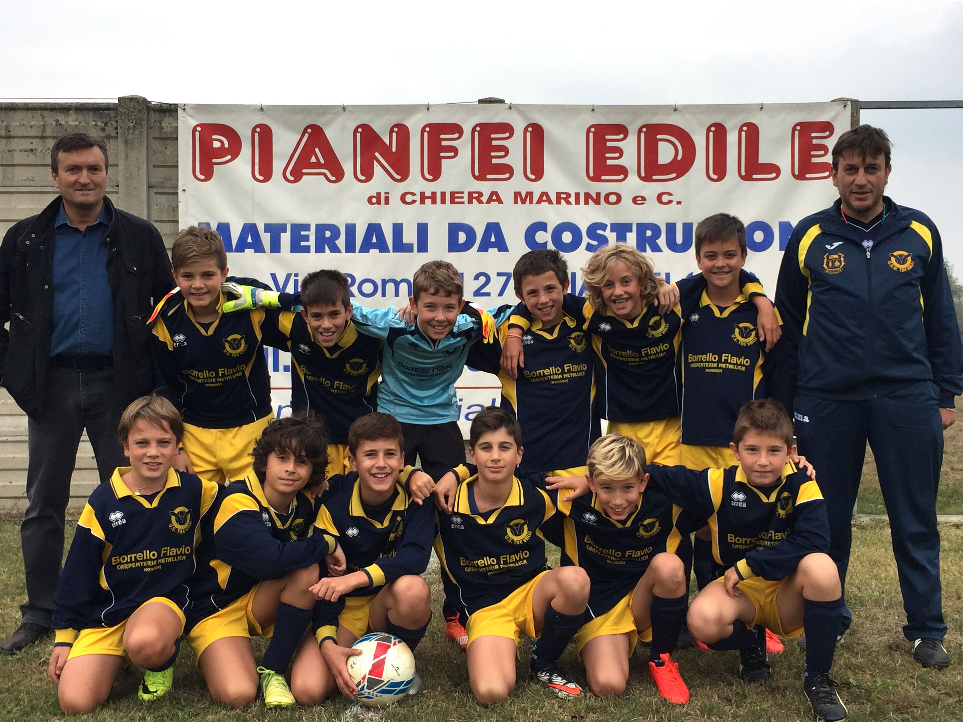 SI COMINCIA! Primi allenamenti per la scuola calcio 'Torino Academy'