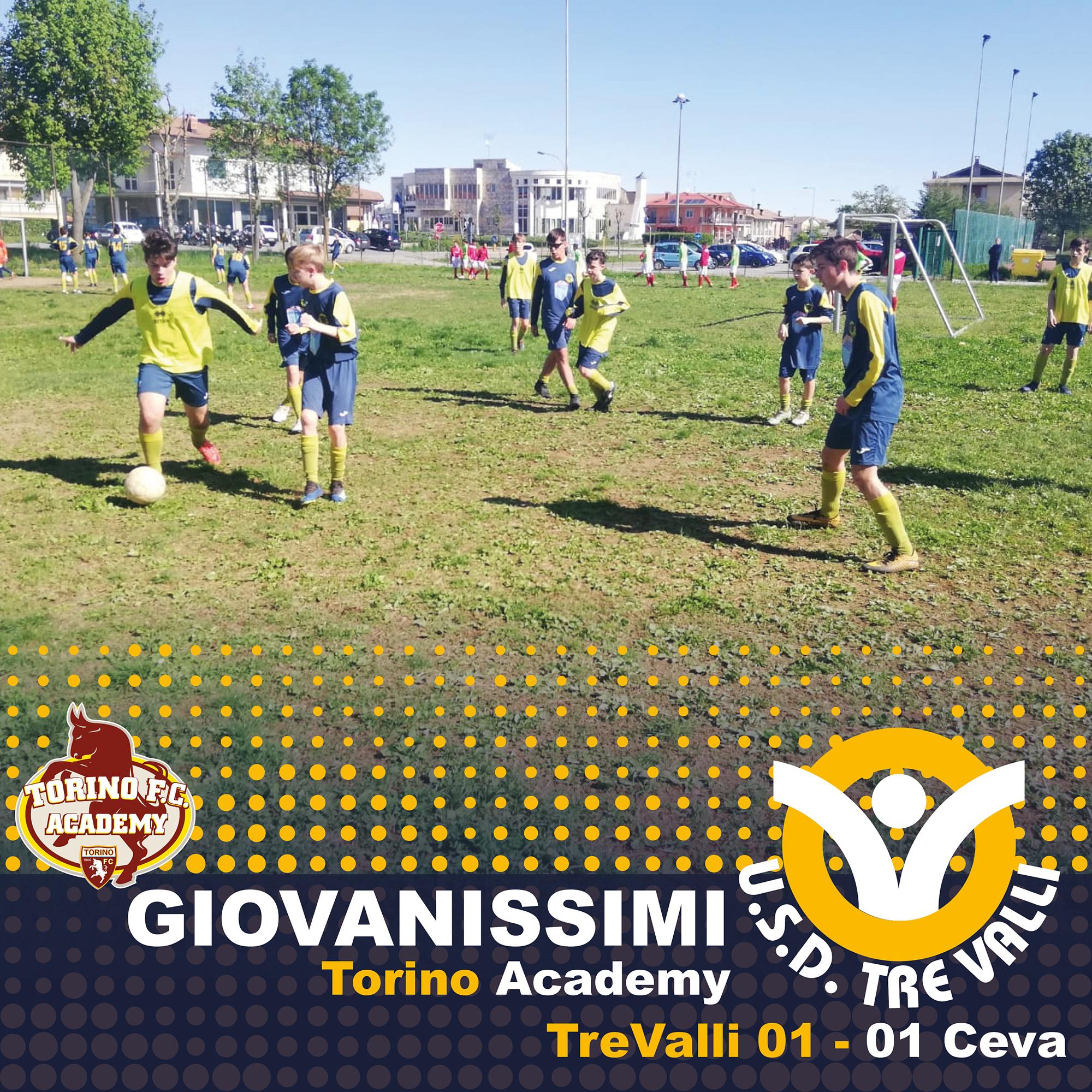 Torino Fc Calendario.Torino Academy Usd Trevalli